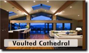 Use Structural Insulated Panel to Build a vaulted or cathedral ceiling