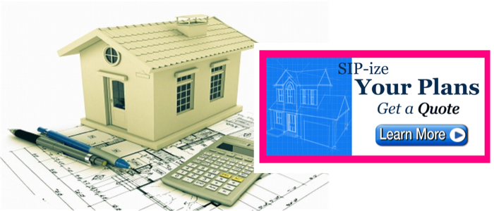 Get a Price quote on SIPs or Structural Insulated Panels